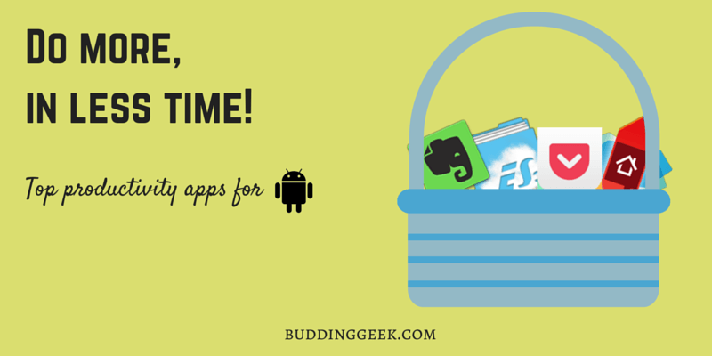 Best Productivity Apps For Android - Poster