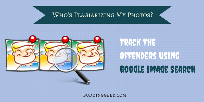 tracking image plagiarism - poster
