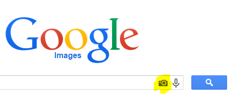 google image camera icon