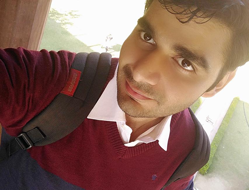 Abhishek Raj - Photo