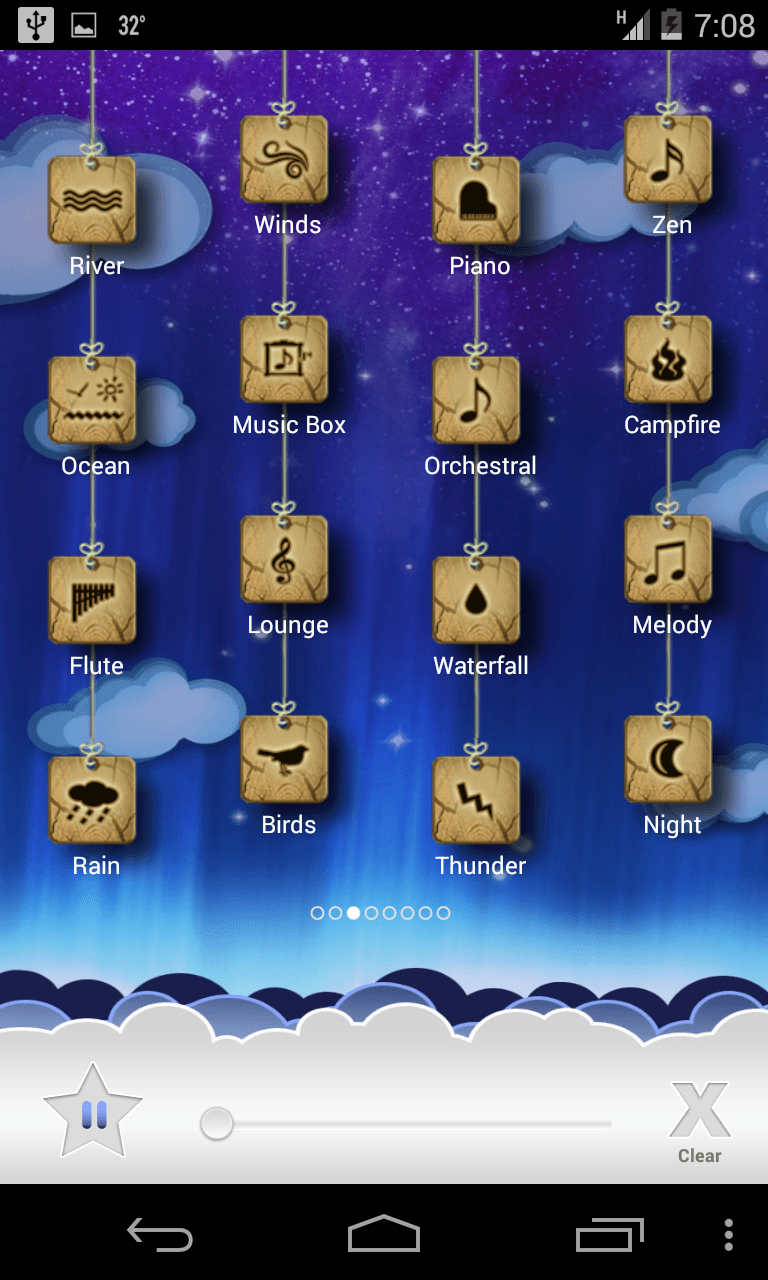 relax melodies screen2