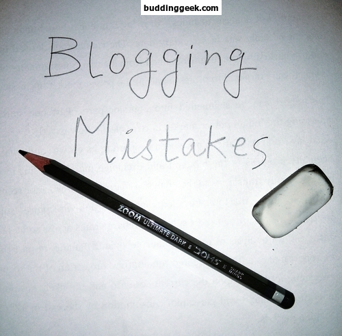 blogging mistakes - photo