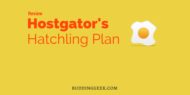 Hostgator Hatchling Plan Review