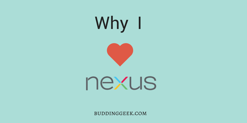 why I love nexus - poster