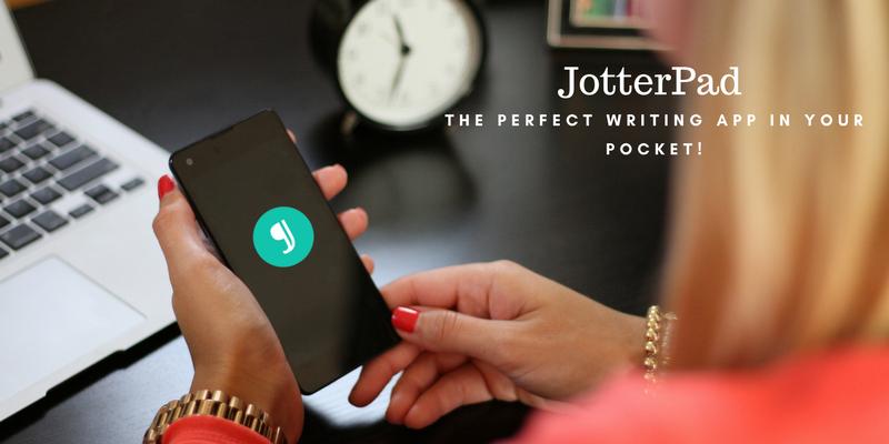 JotterPad - Poster Budding Geek
