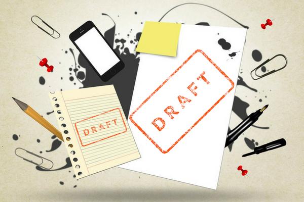Draft articles